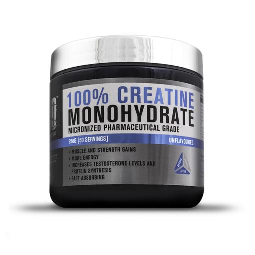 JD Nutraceuticals - Creatine 250g