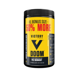 Doom pre workout by Victory Labs