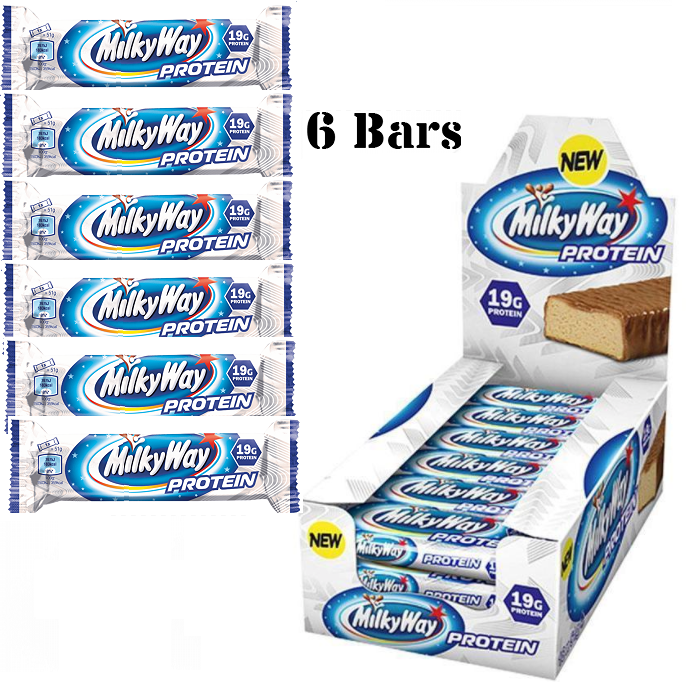 Milky Way - Protein Bars 6 pack