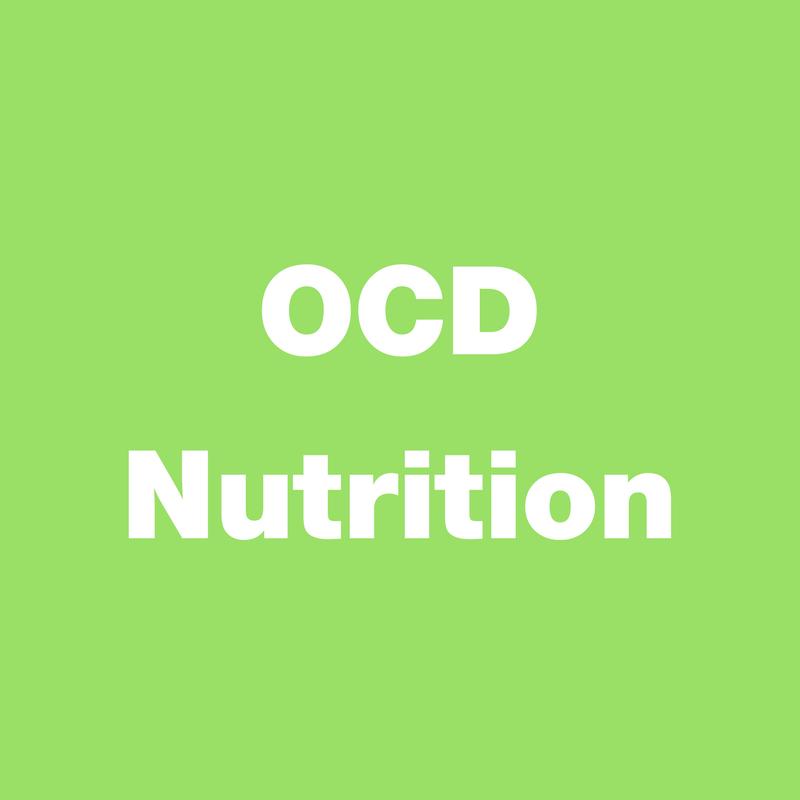 OCD Nutrition