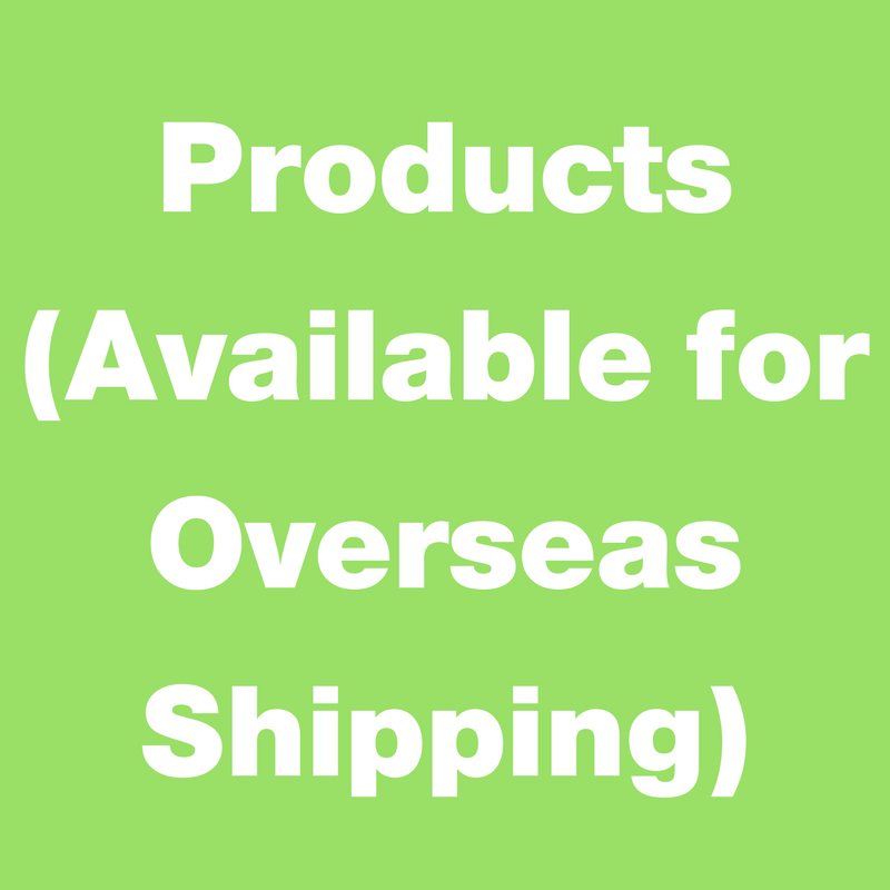 Top Sellers (WLS) - Products (Available for Overseas Shipping)