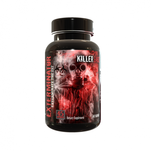Killer Labz - Exterminator 50 servings