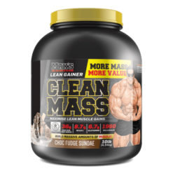 Clean Mass Mass Gainer 4.54kg by Max's Protein