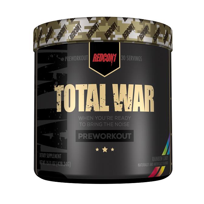 Redcon1 - Total War 30 servings NEW FORMULA