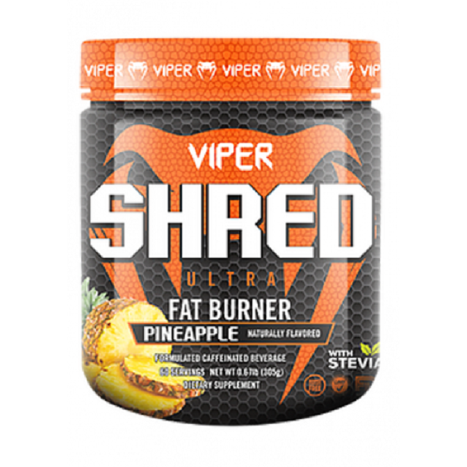 viper shred fat burner 60 serves