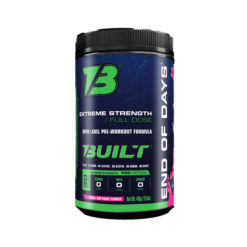 End of Days pre workout by Built 425g