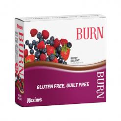 Maxines - Burn Bar 40g - Box of 12 bars
