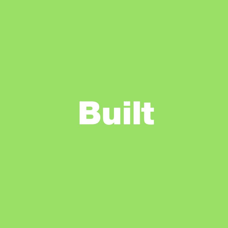 Built Sports Nutrition