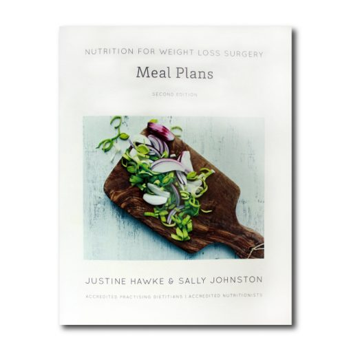 Nutrition for weight loss surgery meal plans book by sally johnston latest edition