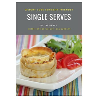 Nutrition for weight loss surgery single serves book by sally johnston