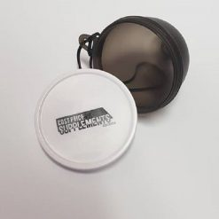 Cost Price Supplements Protein Perfection funnel lid off