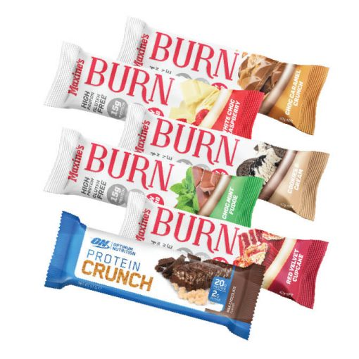Healthy protein bars multipack 6 bars