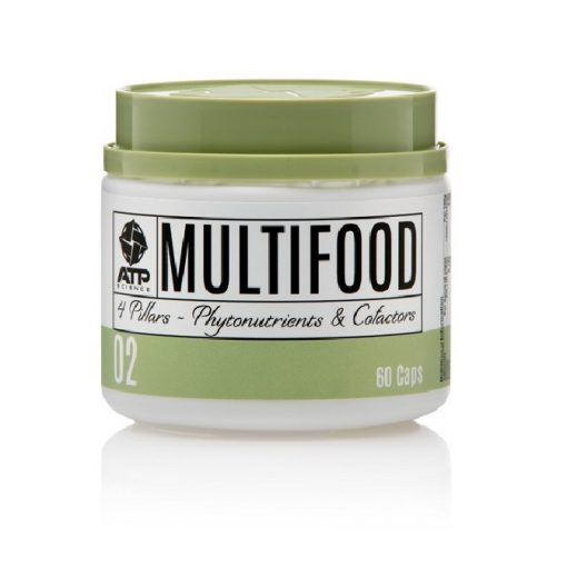 ATP Science - Multifood 60 capsules