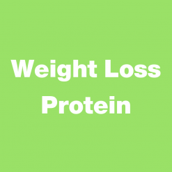 Weight Loss Protein