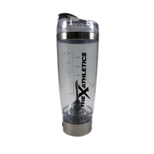 image of the x athletics new self mixing vortex shaker available at cost price supplements