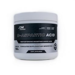 JD Nutraceuticals - D-aspartic Acid 150g - Unflavoured