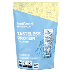 Tasteless Protein 500g by Feel Good Protein