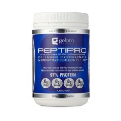 Peptipro Collagen Powder 500g by Gelpro