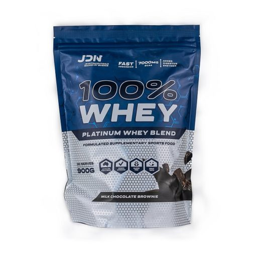 100% Whey 900g by JD Nutraceuticals