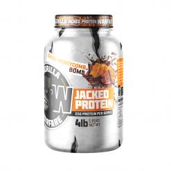 Gorilla Warfare - Jacked Protein 4lb