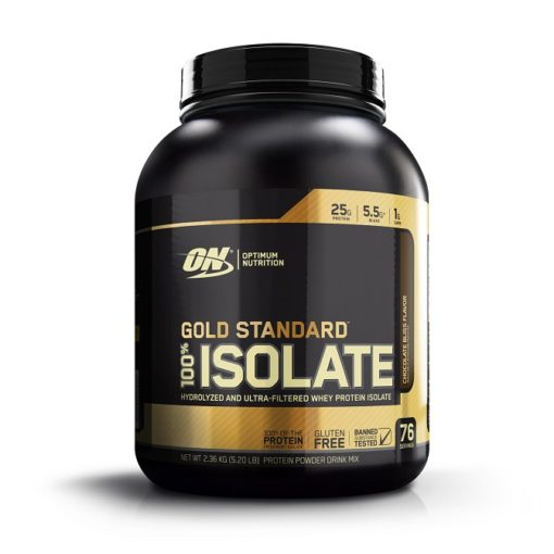 Gold Standard Isolate (2.36kg) by Optimum Nutrition