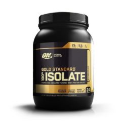 Gold Standard Isolate (720g) by Optimum Nutrition