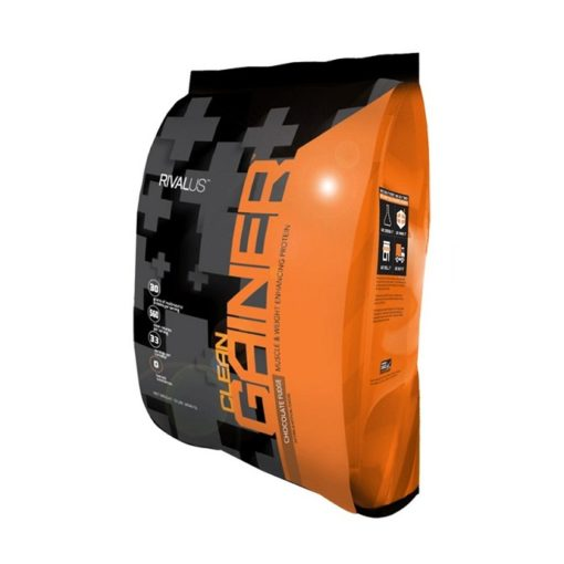 Rivalus - Clean Gainer 3:1 Ratio 5.44kg (12lbs)