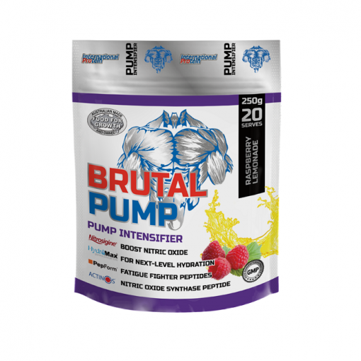 International - Brutal Pump 250g