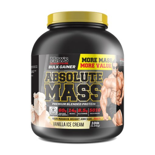 Absolute Mass 4.55kg by Maxs