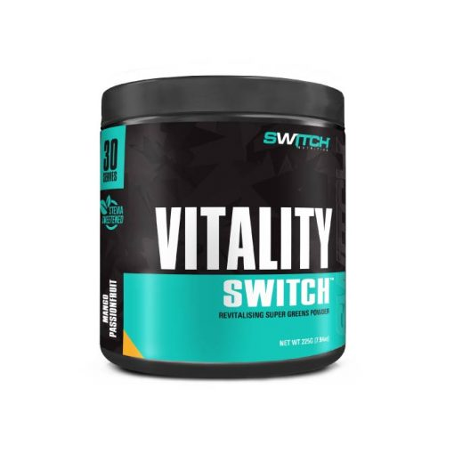 Switch Nutrition Vitality Switch 30 servings