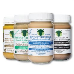 Bone Broth Concentrate Liquid 350g to 375g by Best of the Bone