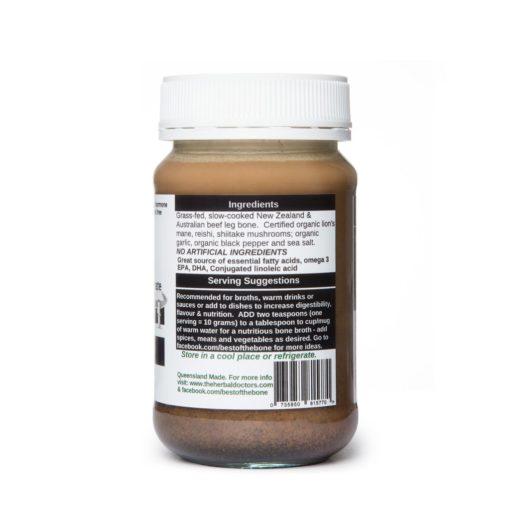 Mushroom Bone Broth - Best of the Bone Ingredients