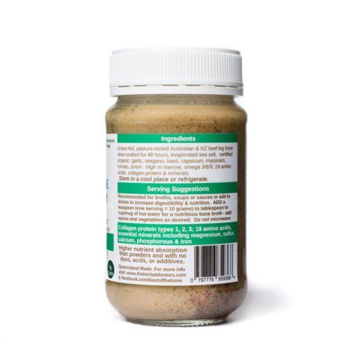 Italian Herbs Bone Broth - Best of the Bone Ingredients