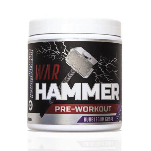 War Hammer by International Protein 30 Servings