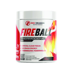 Fireball by Red Dragon 60 Servings