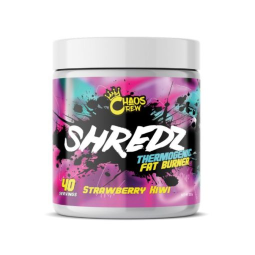 Shredz 40 Servings by CHaos Crew