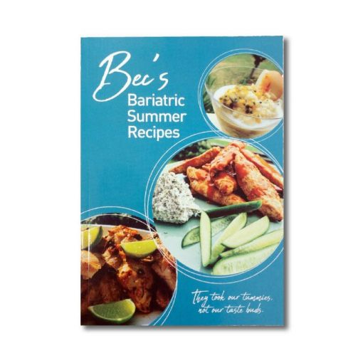 Bec's Bariatric Summer Recipes Book by Becs Brutally Honest