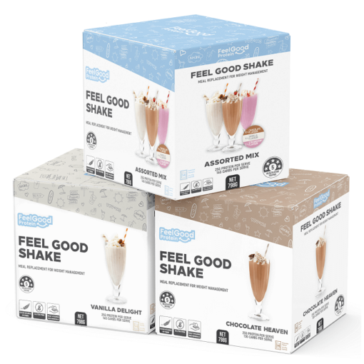 Feel Good Shake Meal Replacement One Week Supply