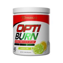 Optiburn Amped Platinum Labs 45 Servings