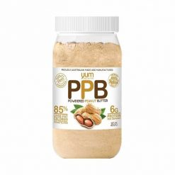 PPB Original and Chocolate Peanut Butter tubs 450g by Yum Natural