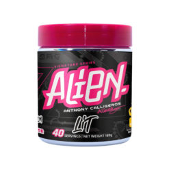 Alien supps lit fat burner 25 servings