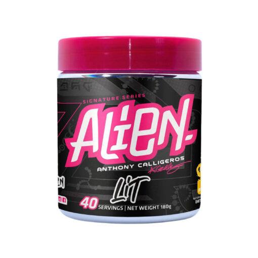 Alien supps lit fat burner 25 servings
