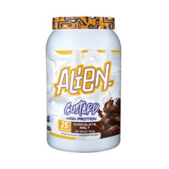 Alien Supps Custard Casein Protein 1000g