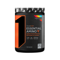 Rule 1 30 servings of 9 essential amino acid blend